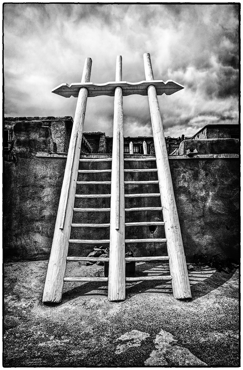 Ladder, Acoma Indian Reservation, New Mexico