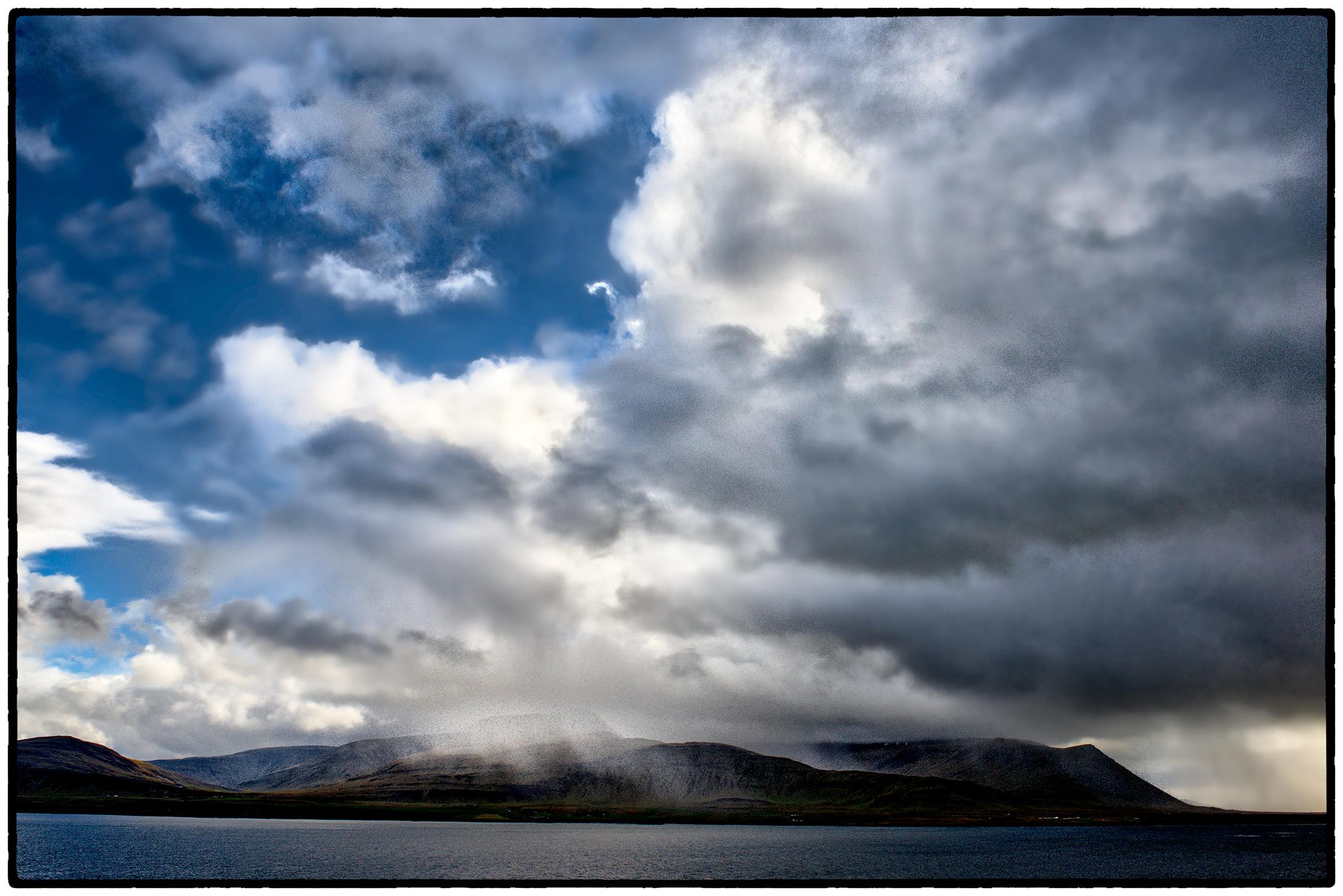 Twenty-Five Miles from Reykjavik