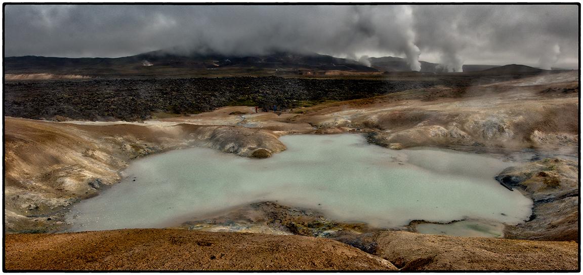 Boiling Mud, Geothermal Region
