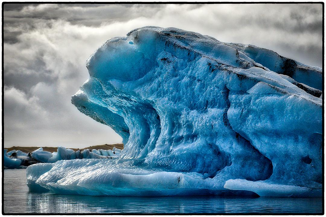 Sailing Among the Glaciers