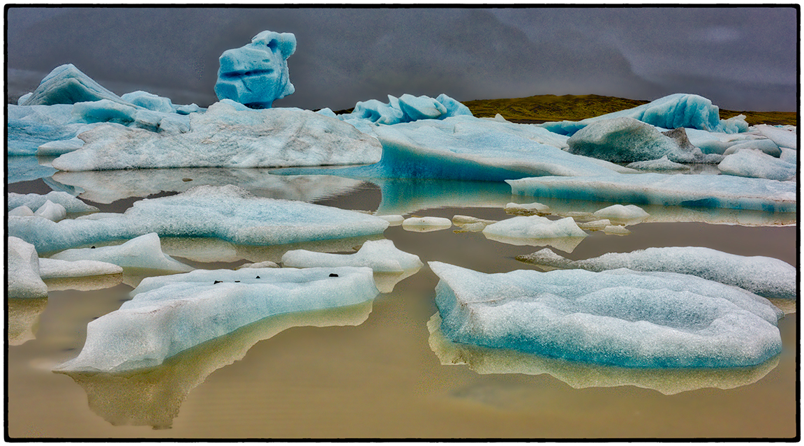 More Thousand Year Old Glacial Ice