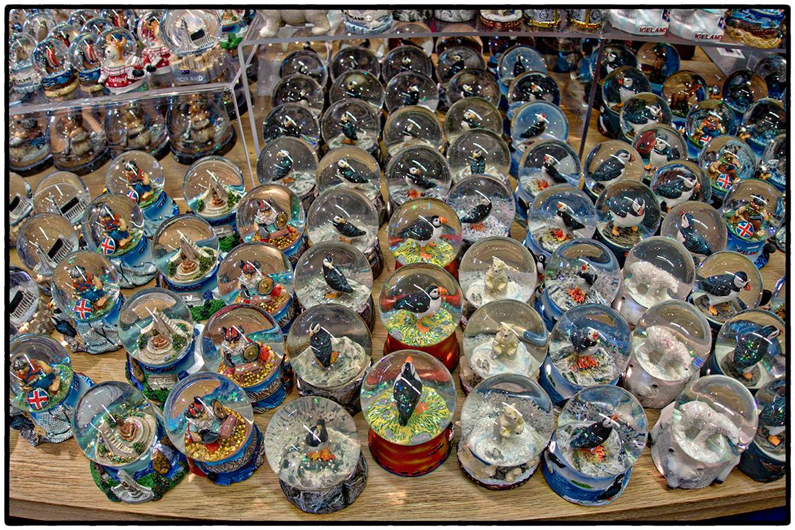 Puffins, Polar Bears, Vikings...Souvenir Shop Reykjavik