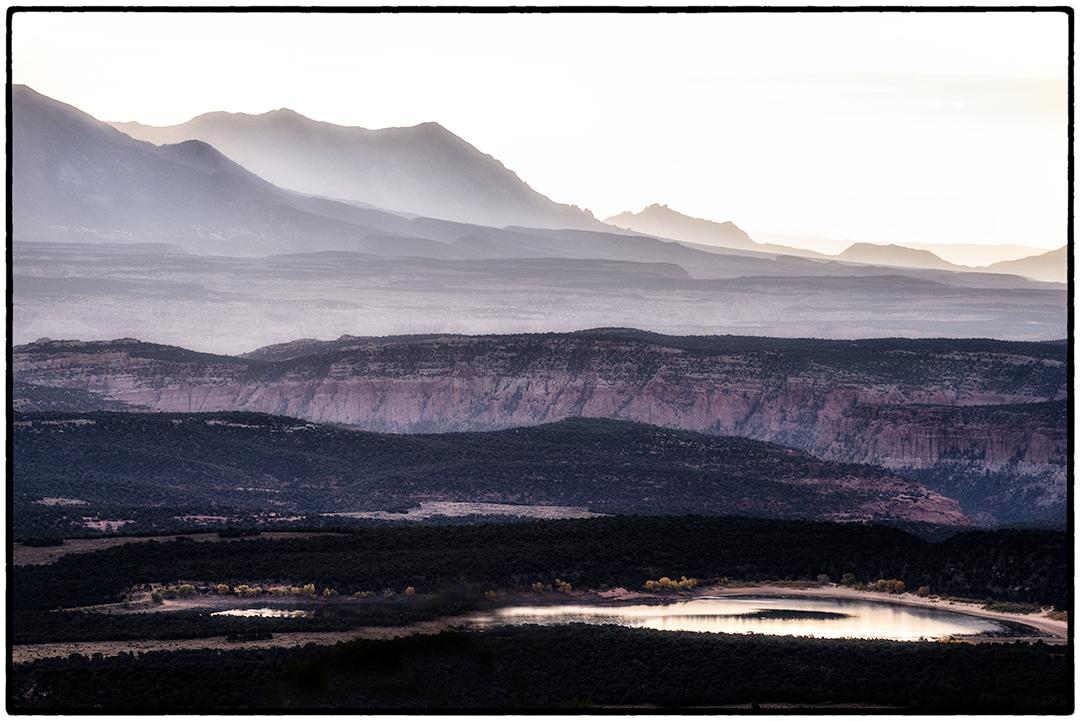 Between Escalante and Capitol Reef Parks, Utah