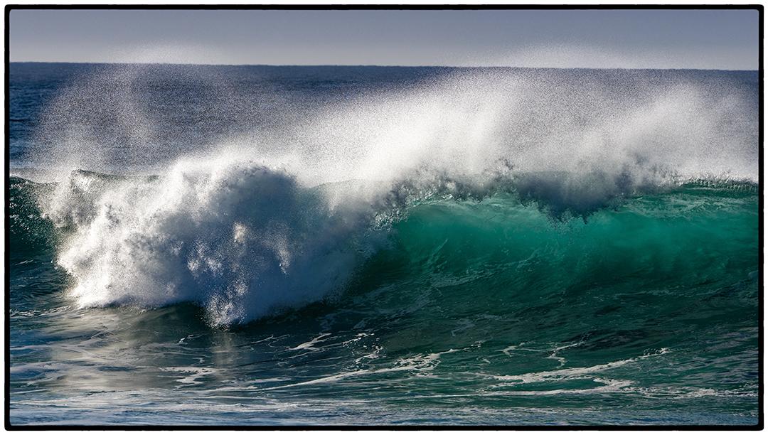 Wave, Asilomar Beach