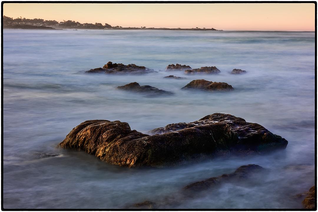 Sunrise, Looking South, Asilomar Beach