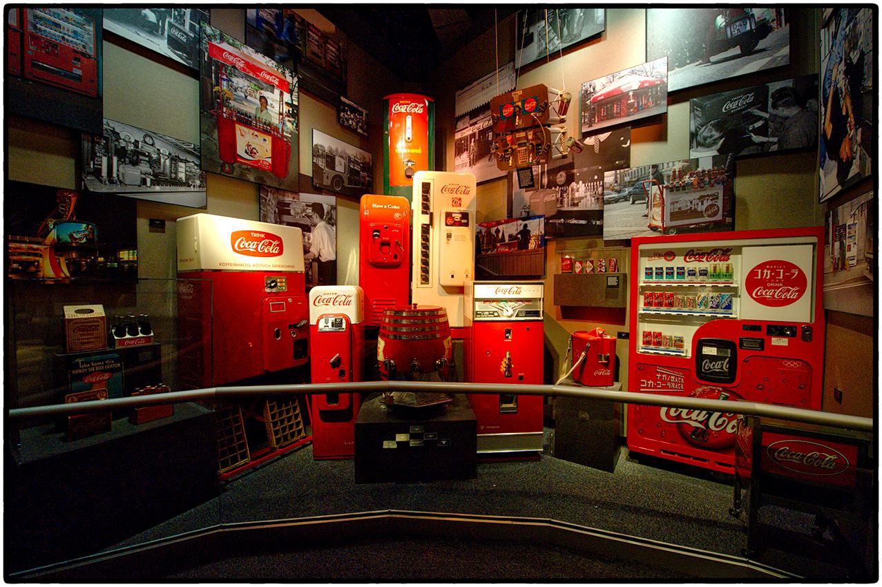 Coca Cola Museum, Atlanta, Georgia