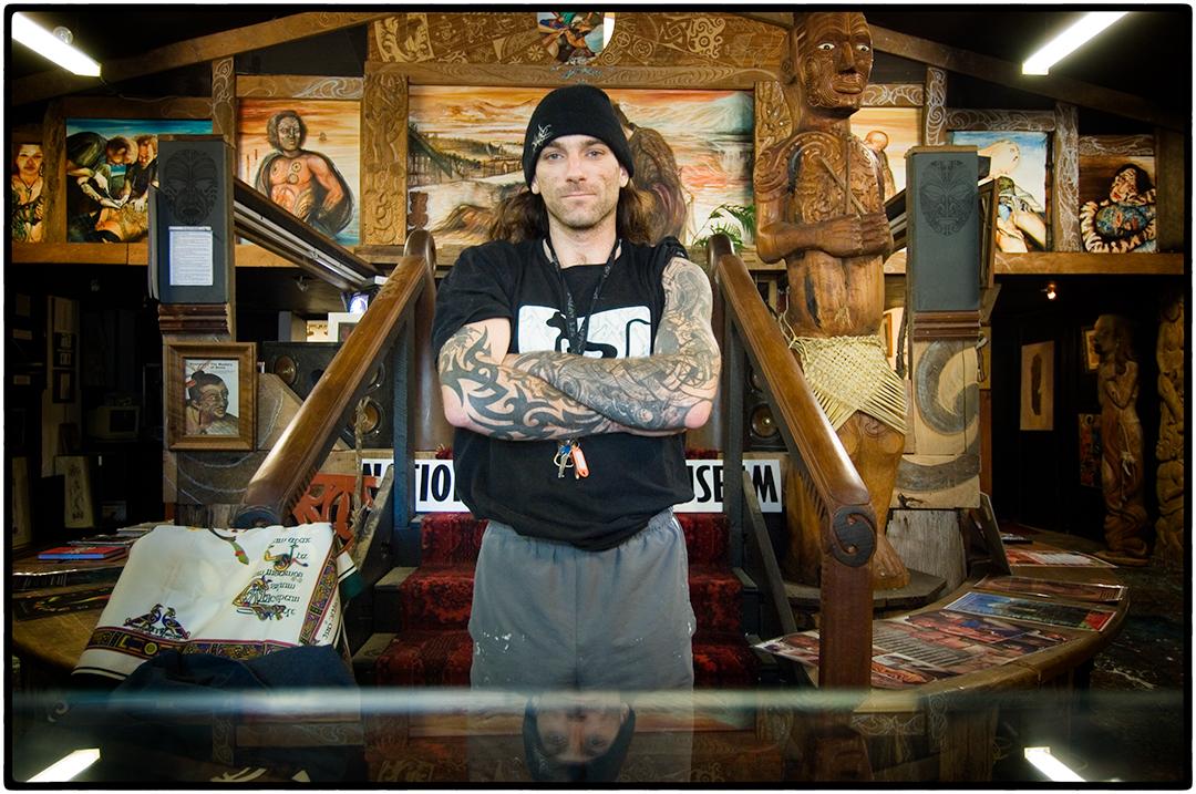National Tattoo Museum, Queenstown, New Zealand