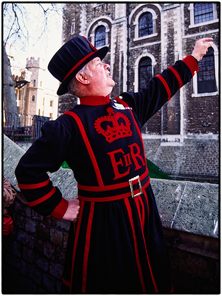 Guide, Tower of London