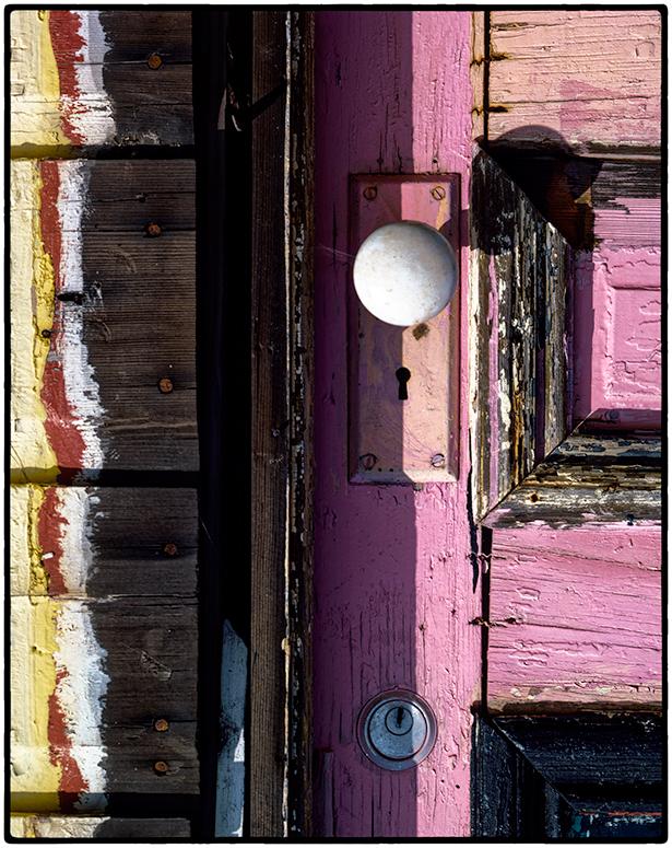 Doorknob, Forestville CA 1982
