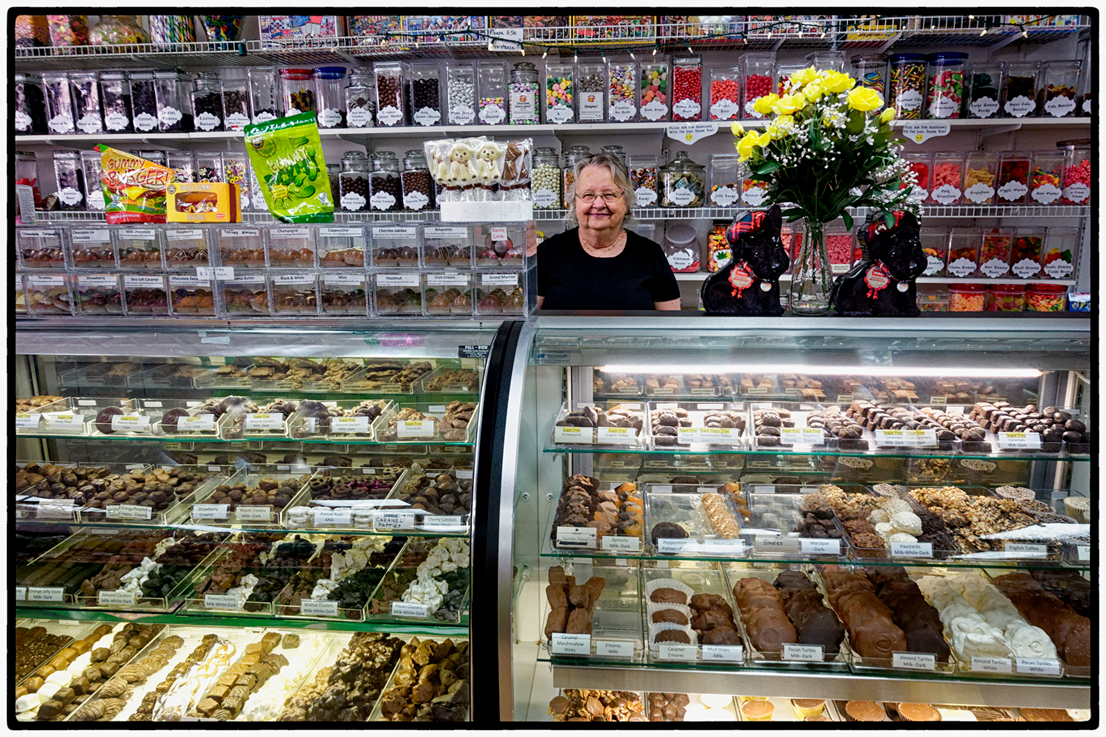 Candy Store, Jackson, CA