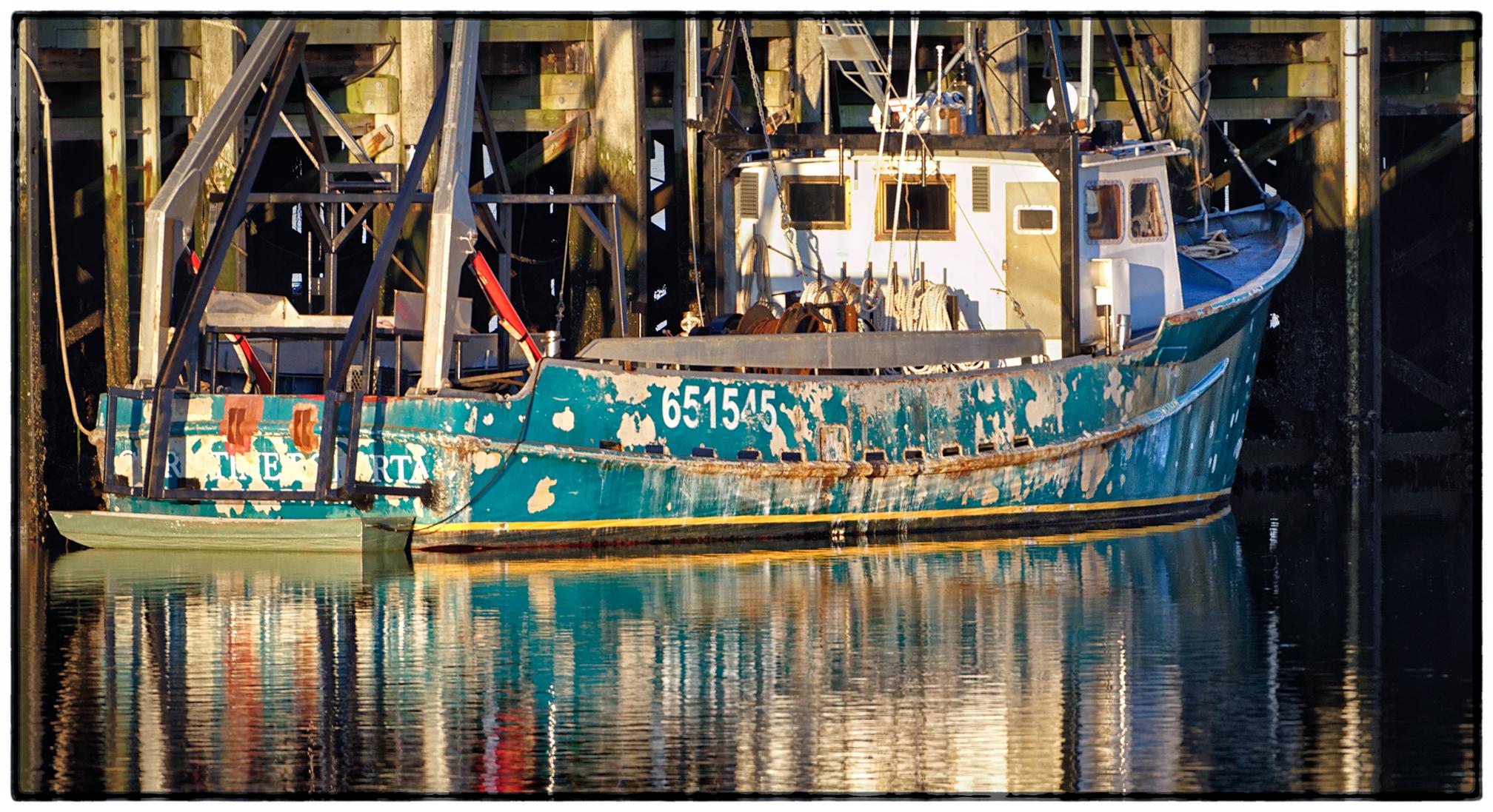 Fishing boat, Wellfleet