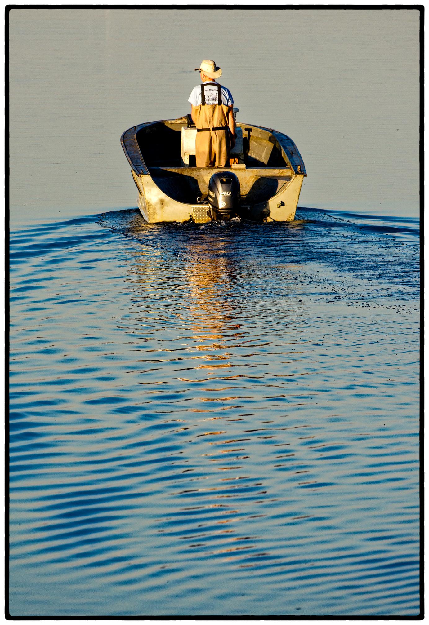 Fisherman, Wellfleet