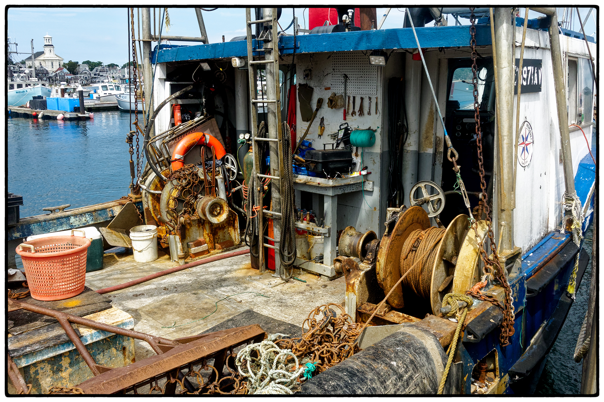Fishing boat, Provincetown