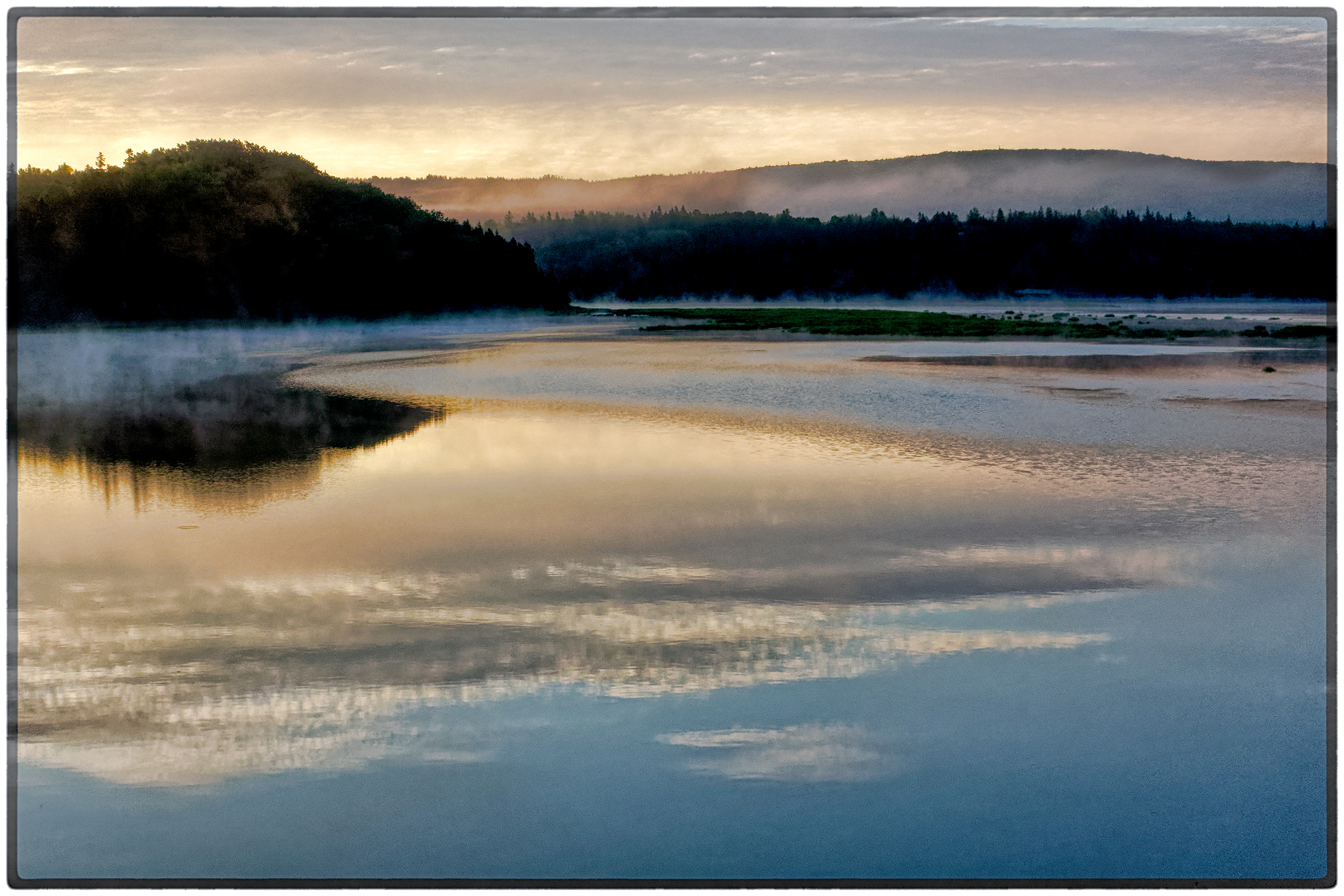 Sunrise, Mabou