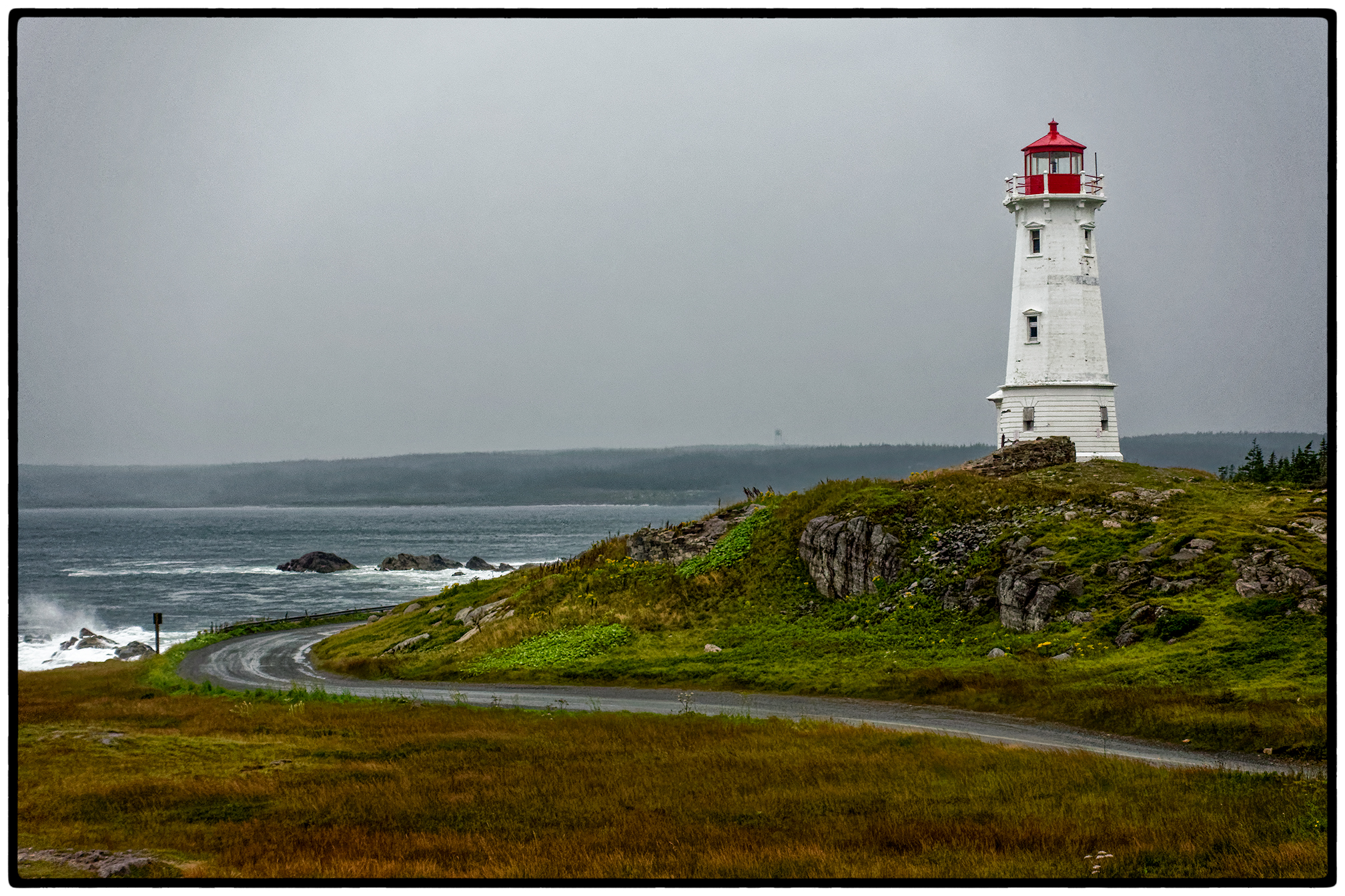 Lighthouse, Cape Breton Island