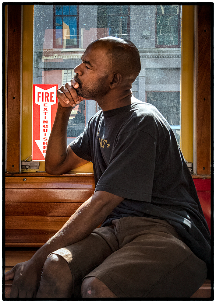 Passenger, #48 Streetcar
