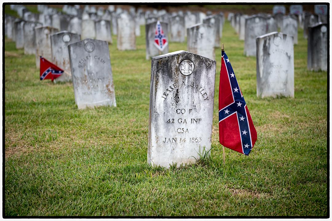 Cedar Hill Cemetery, Vicksburg, Mississippi