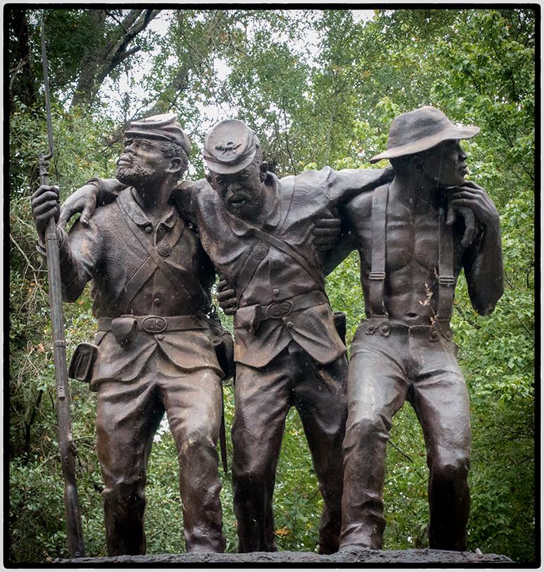 Celebrating a Black Civil War Regiment