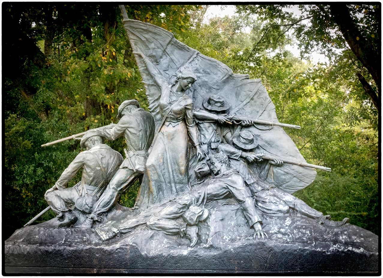 Alabama Monument, Vicksburg National Military Park