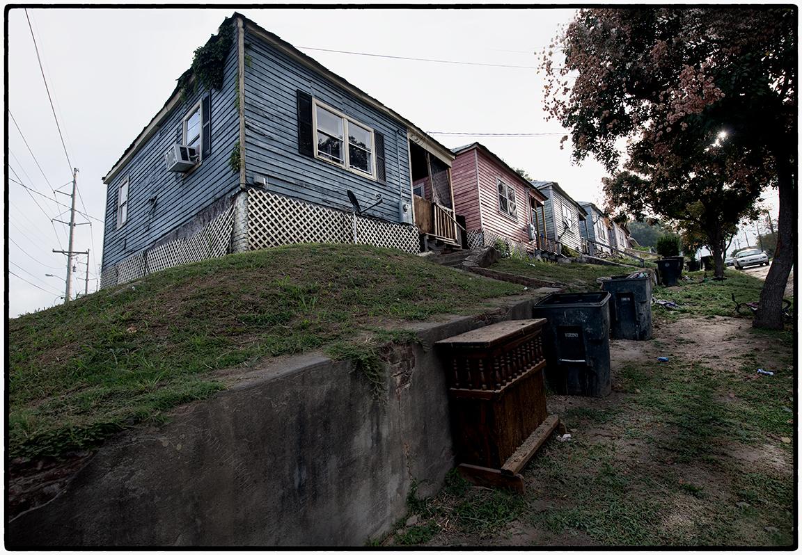 Houses, Vicksburg
