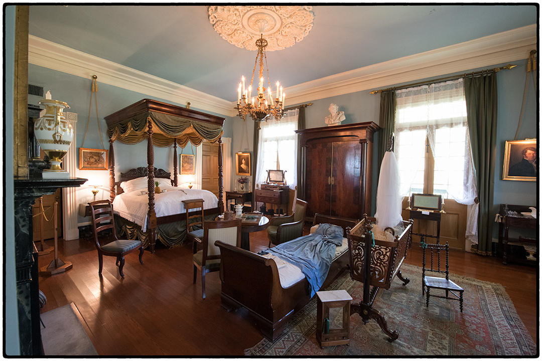 Master Bedroom, Oak Alley Plantation