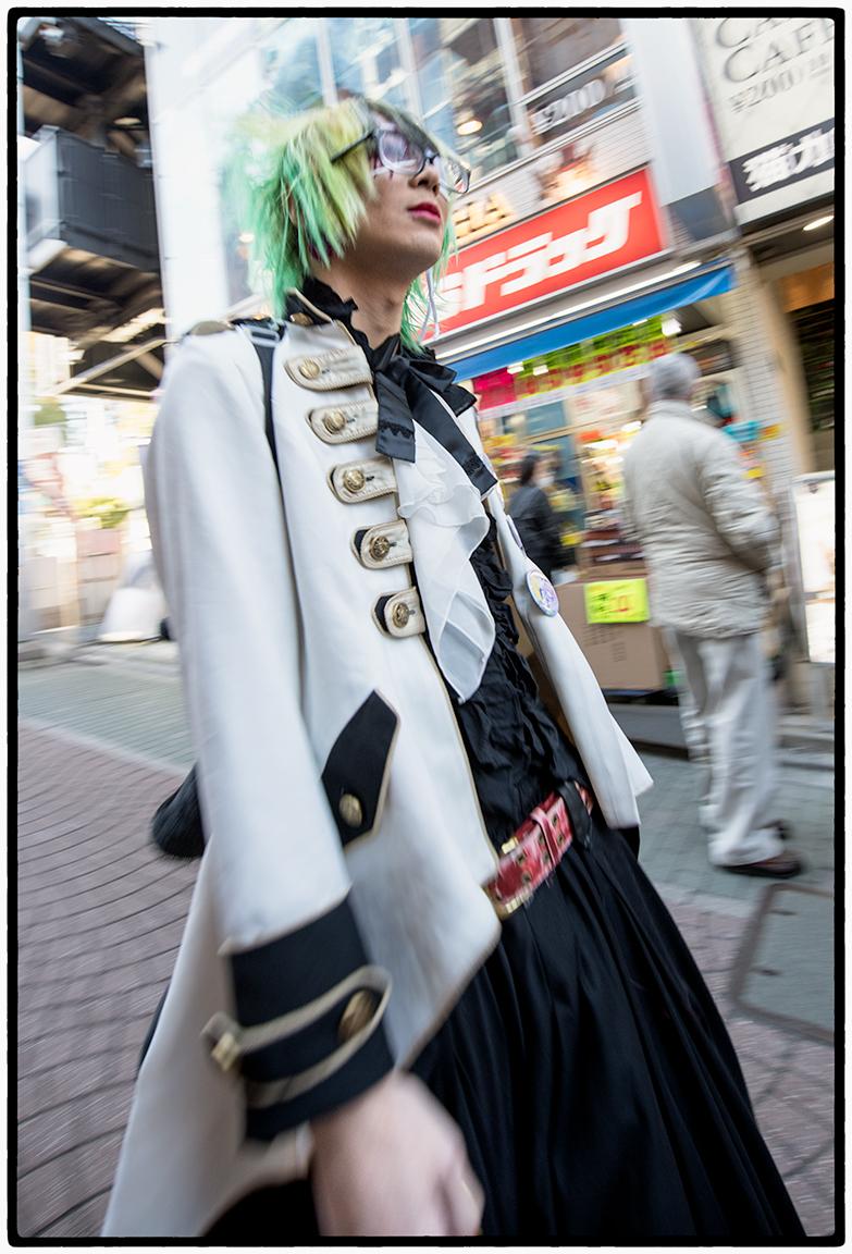 Fashionista, Tokyo