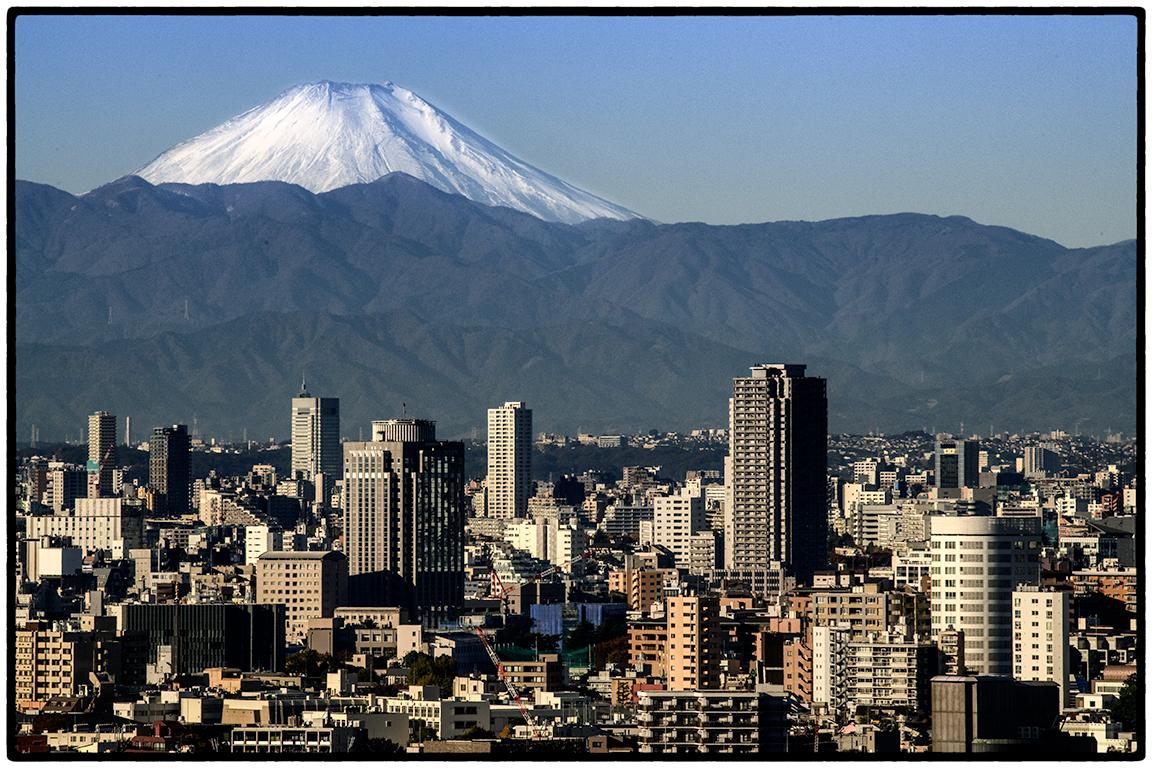 Tokyo, Mt. Fuji