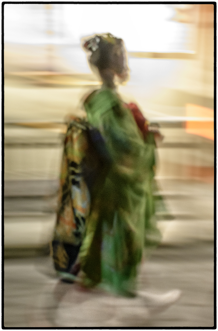 Chasing Geishas, Kyoto