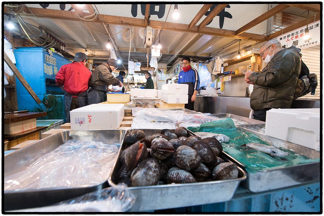 Tokyo Fish Market 1