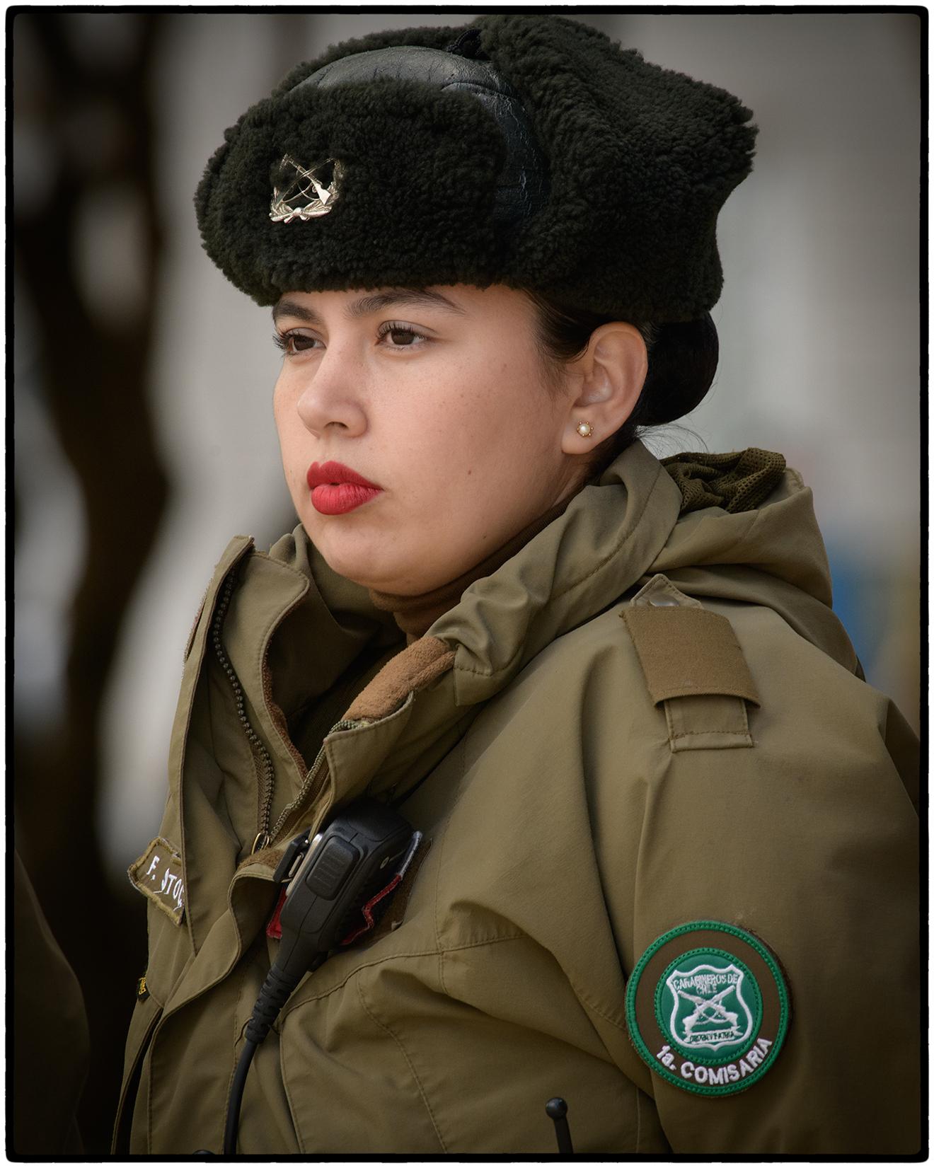 Soldier, Punta Arenas