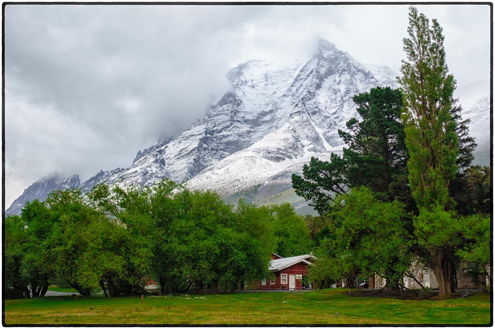 Hotel Site, Torres del Paine, Chile