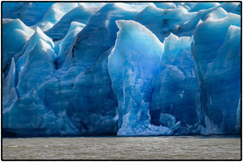Gray Glacier, Chile