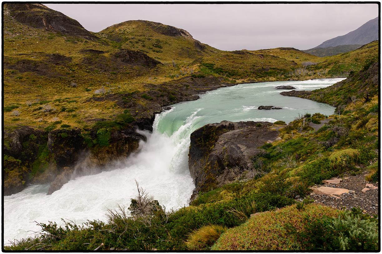 Waterfall, Argentina