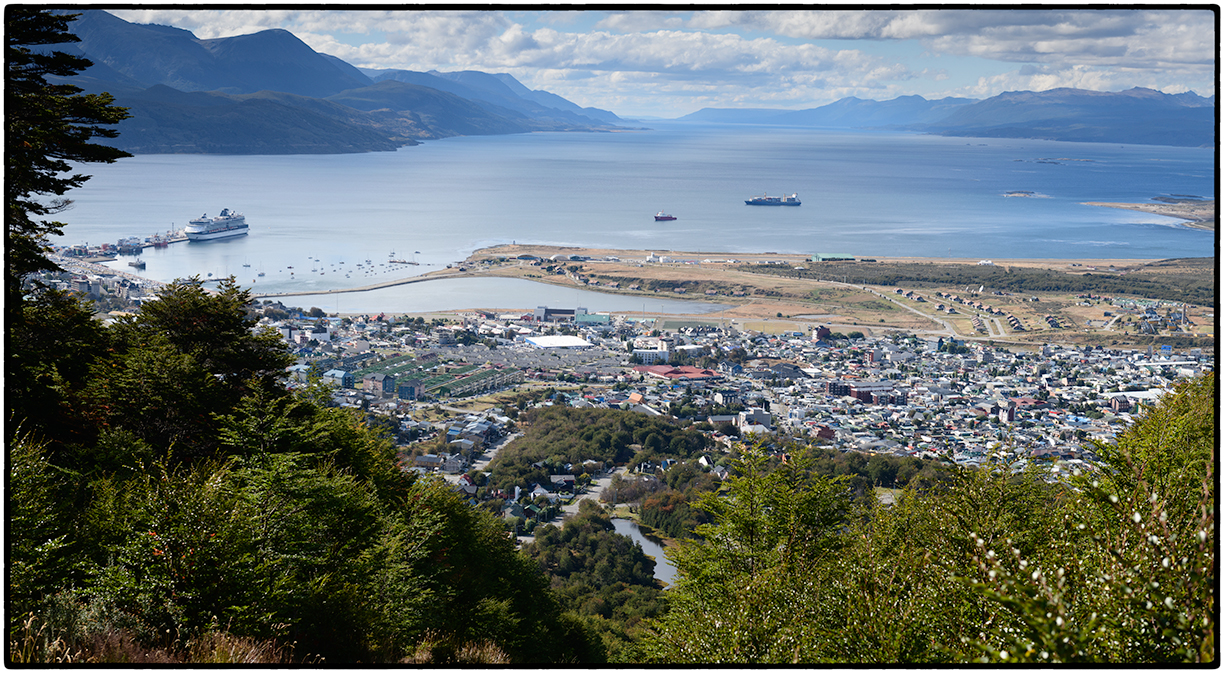 Ushuaia, the End of the World, Argentina