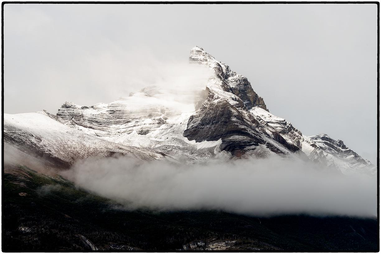 Mountain by Perito Moreno Glacier, Argentina