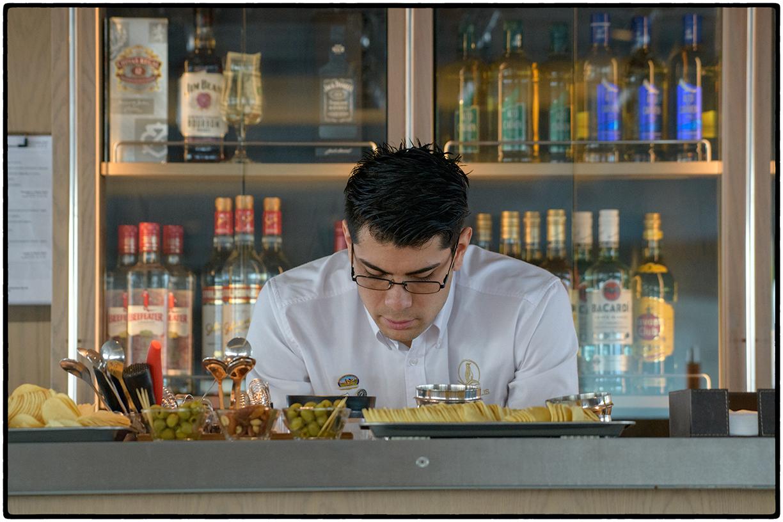 Our Beloved Bartender