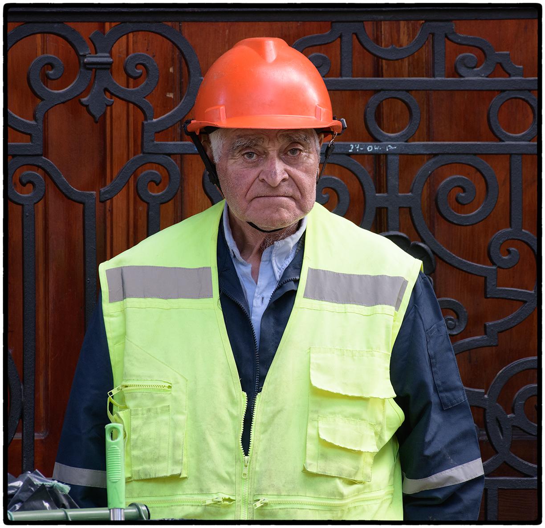 Sanitation Engineer, Punta Arenas