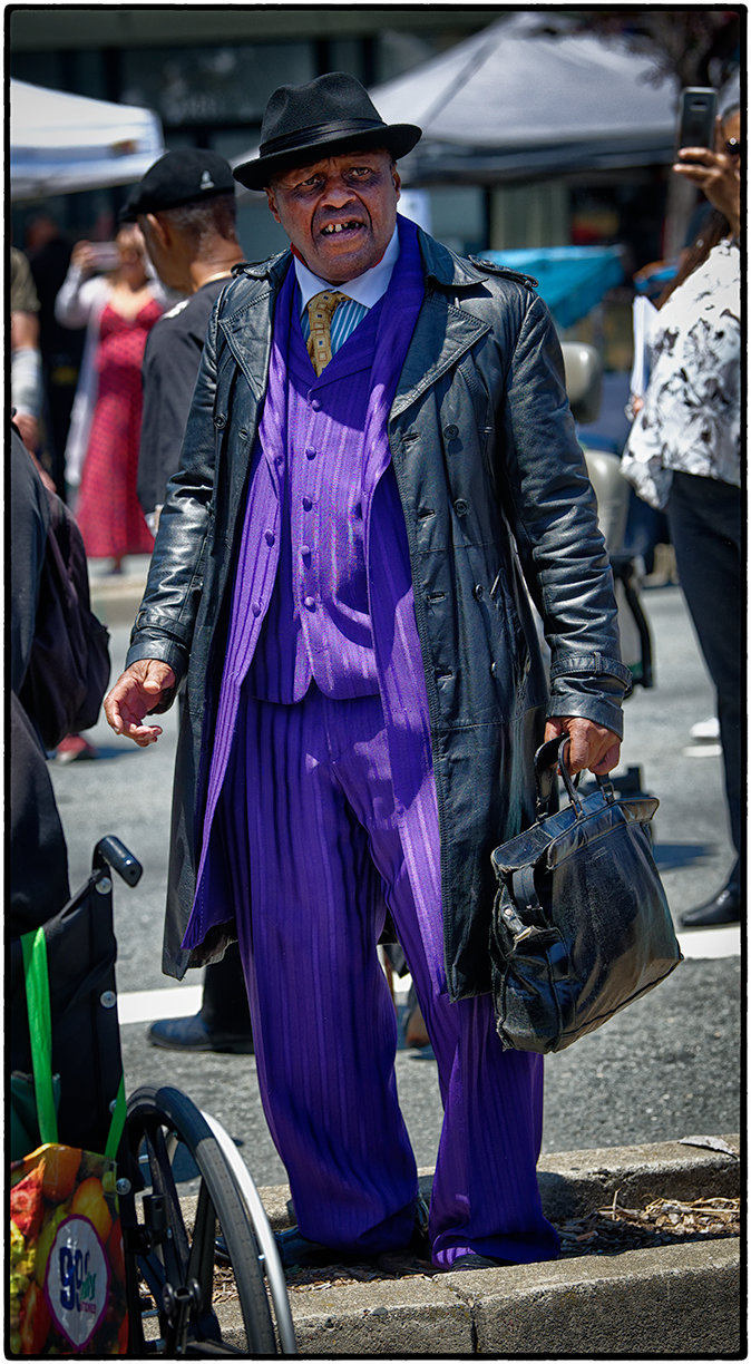 The Man in the Purple Suit