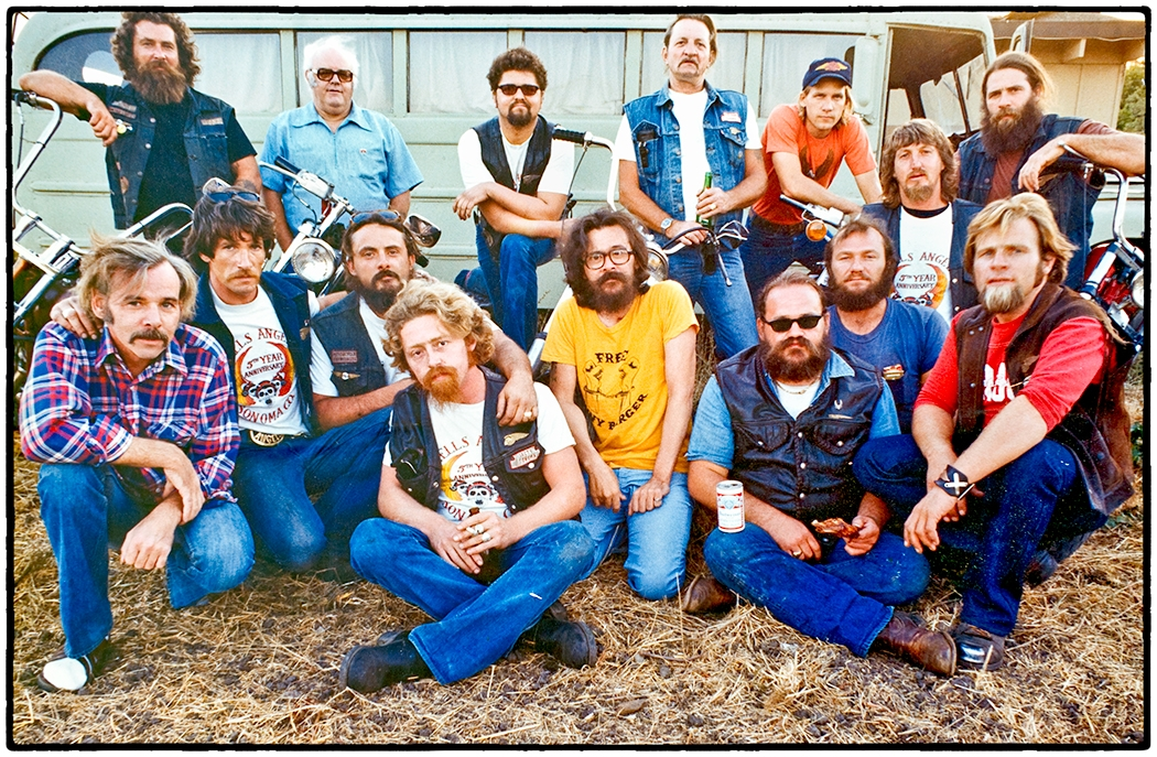 Sonoma County Hells Angels, 1977