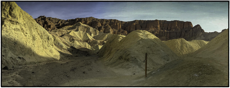 Golden Canyon #2