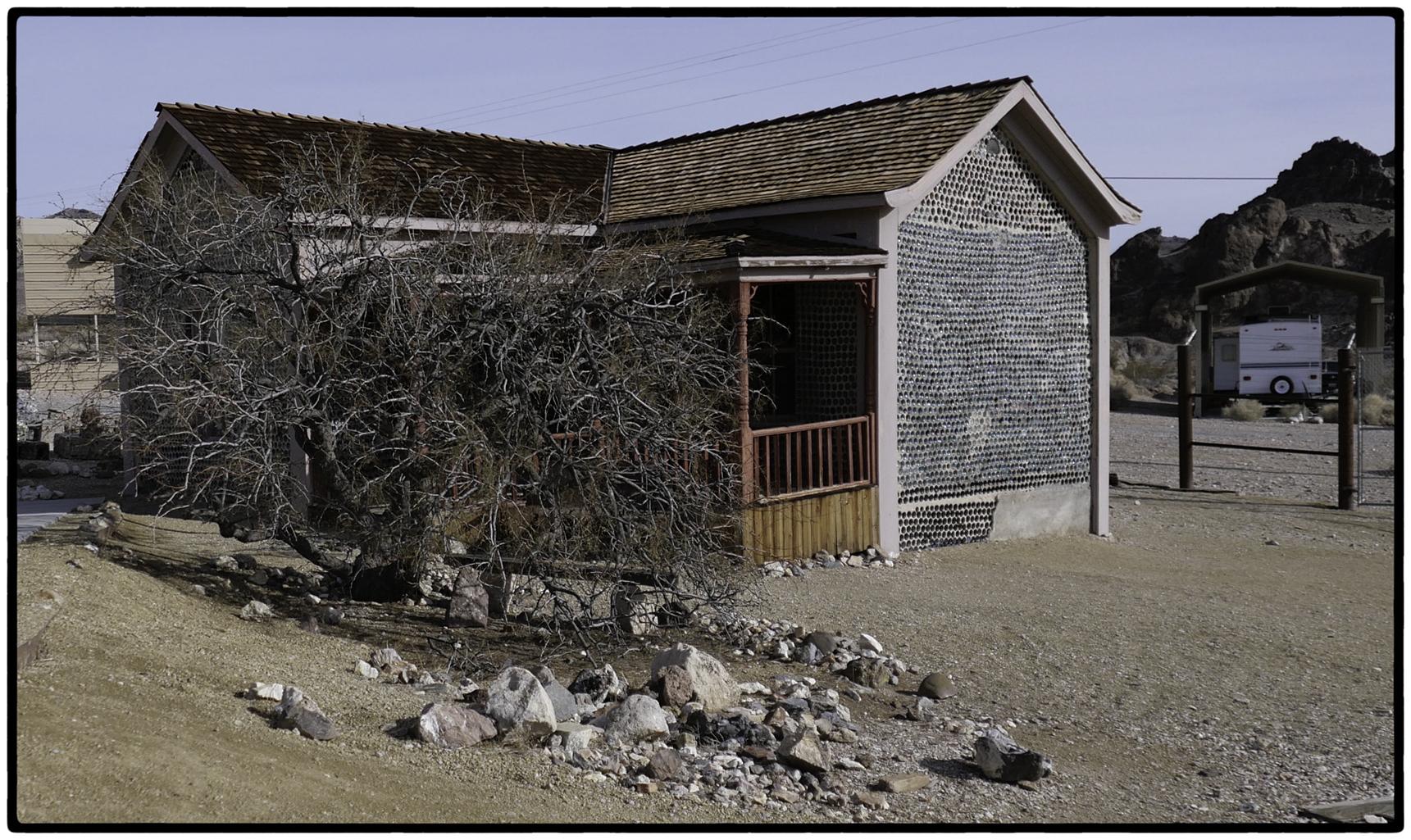 The Bottle House, Rhyolite, NV