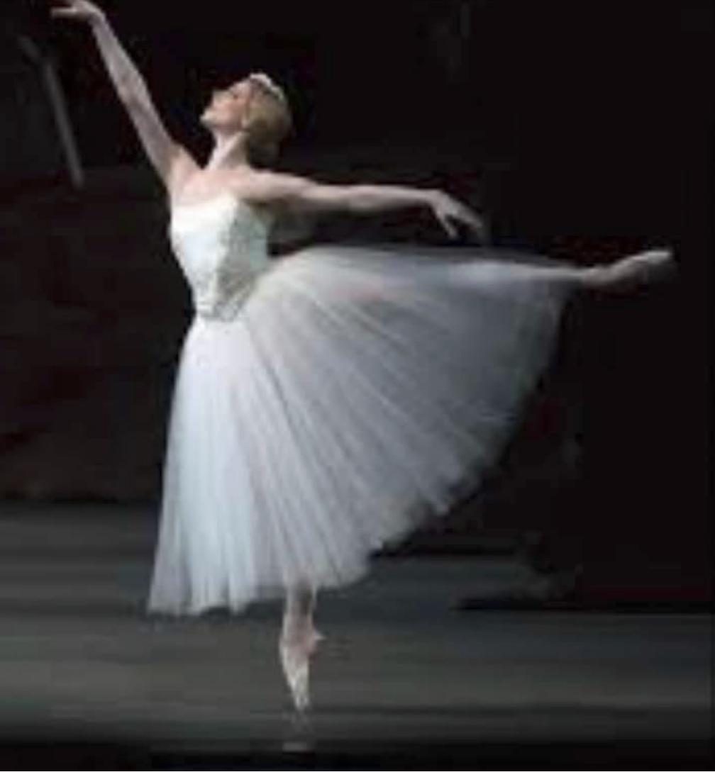 Once a dancer…