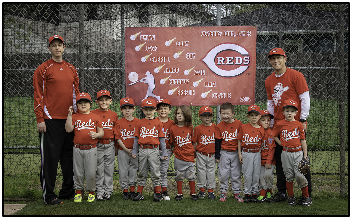 Coaches John, James, and the Reds