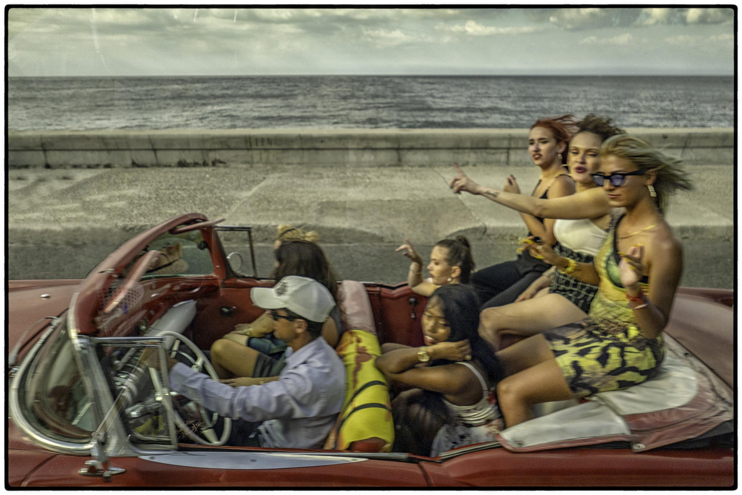 Along the Mélacon, Havana