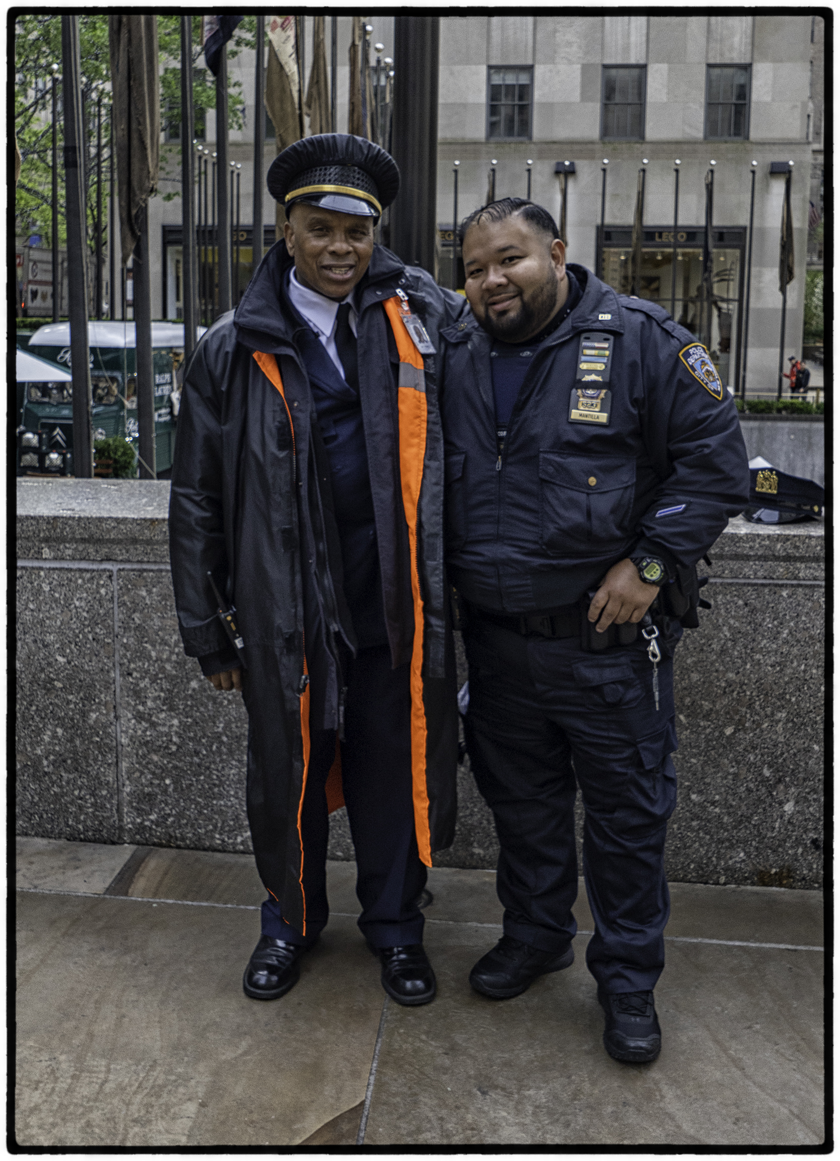 Rockefeller Security Guards