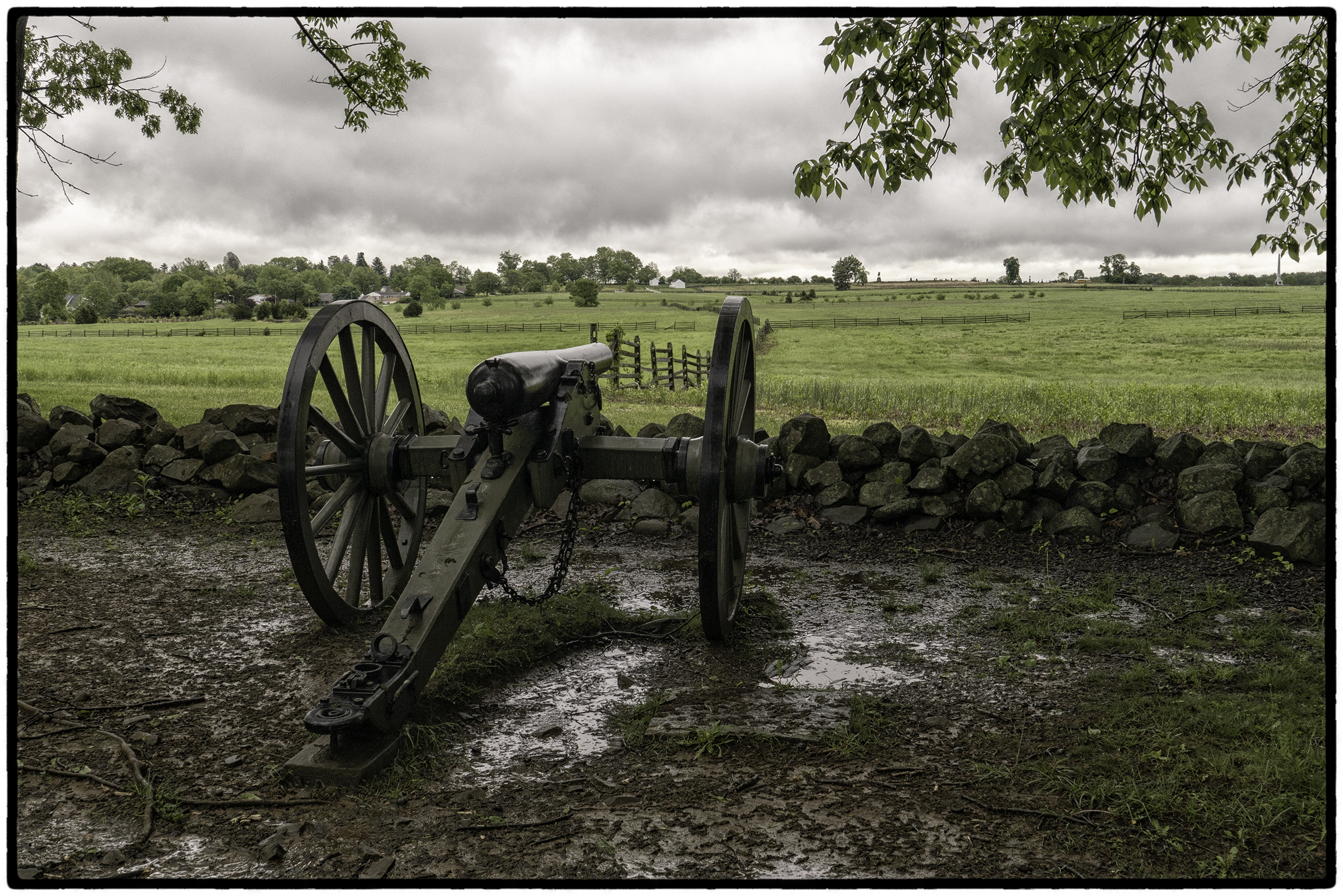 Site of Pickett's Charge, Gettysburg 2