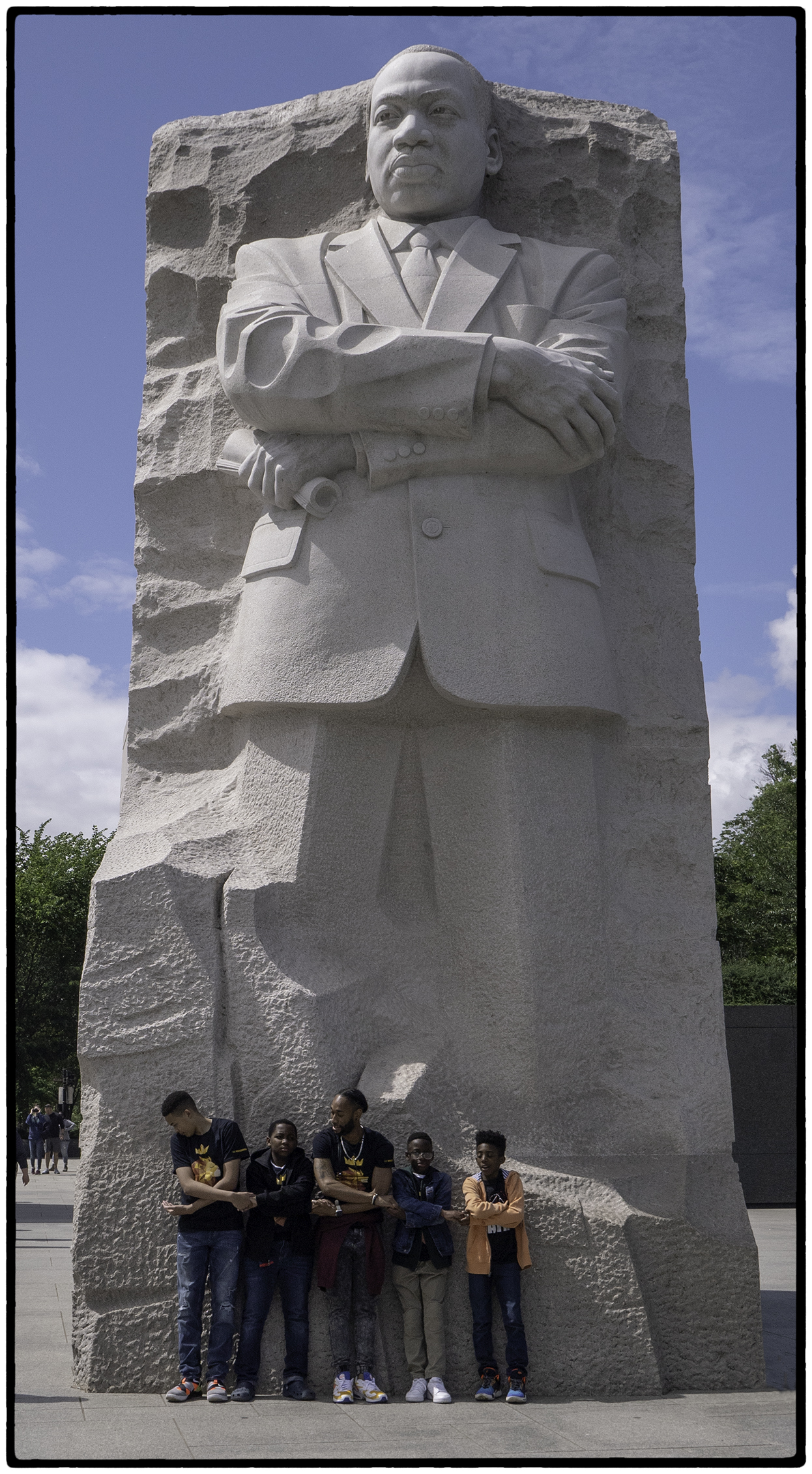 Martin Luther King Monument, Washington, DC