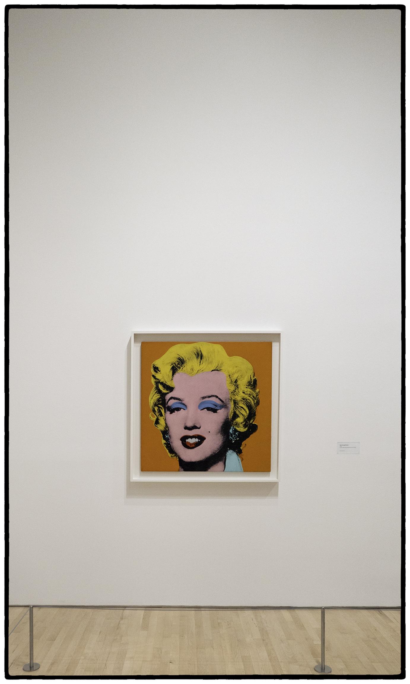 SF MOMA, Andy Warhol