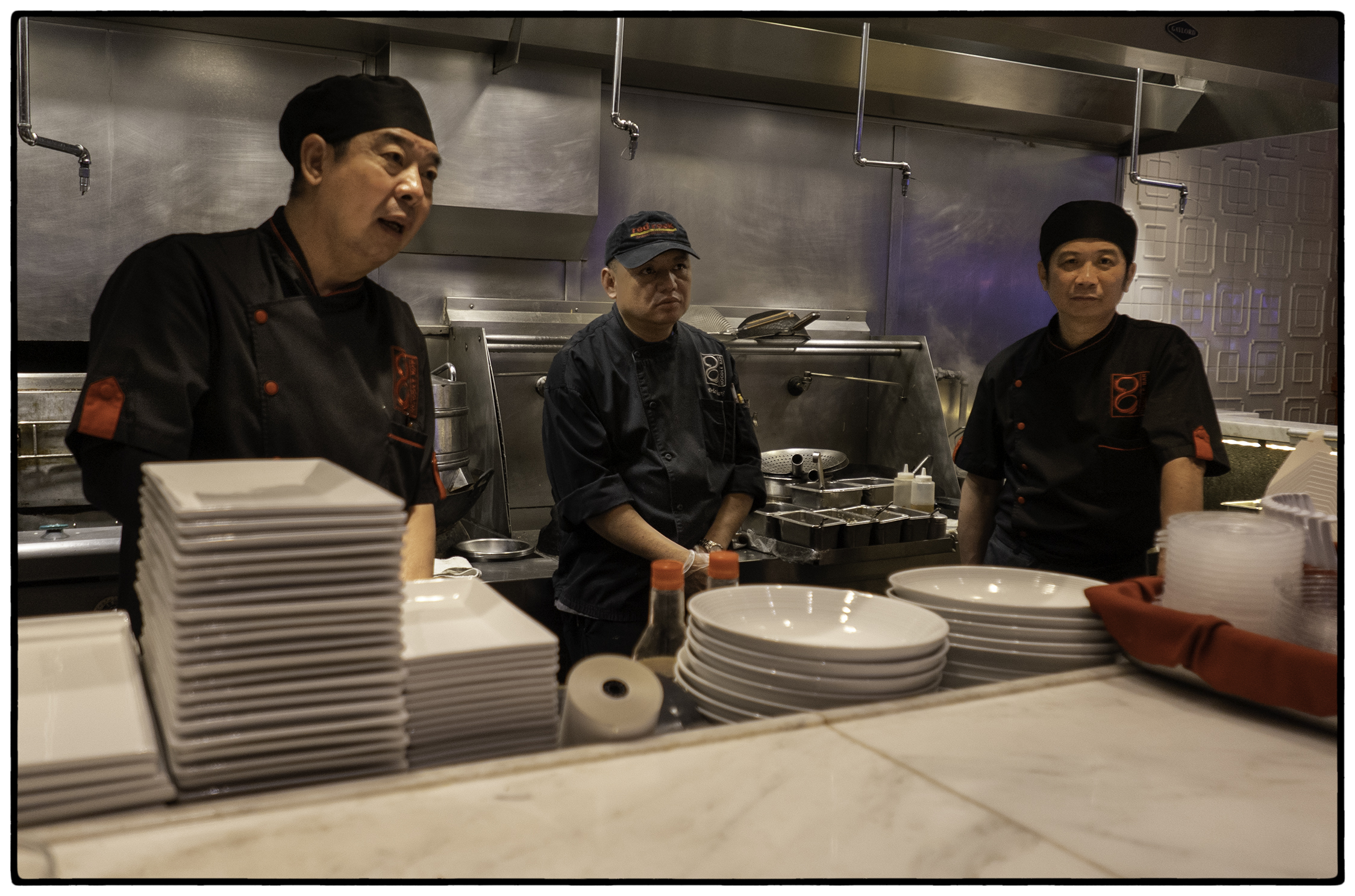 Three Chefs, the Noodle Restaurant, Red Rock Casino