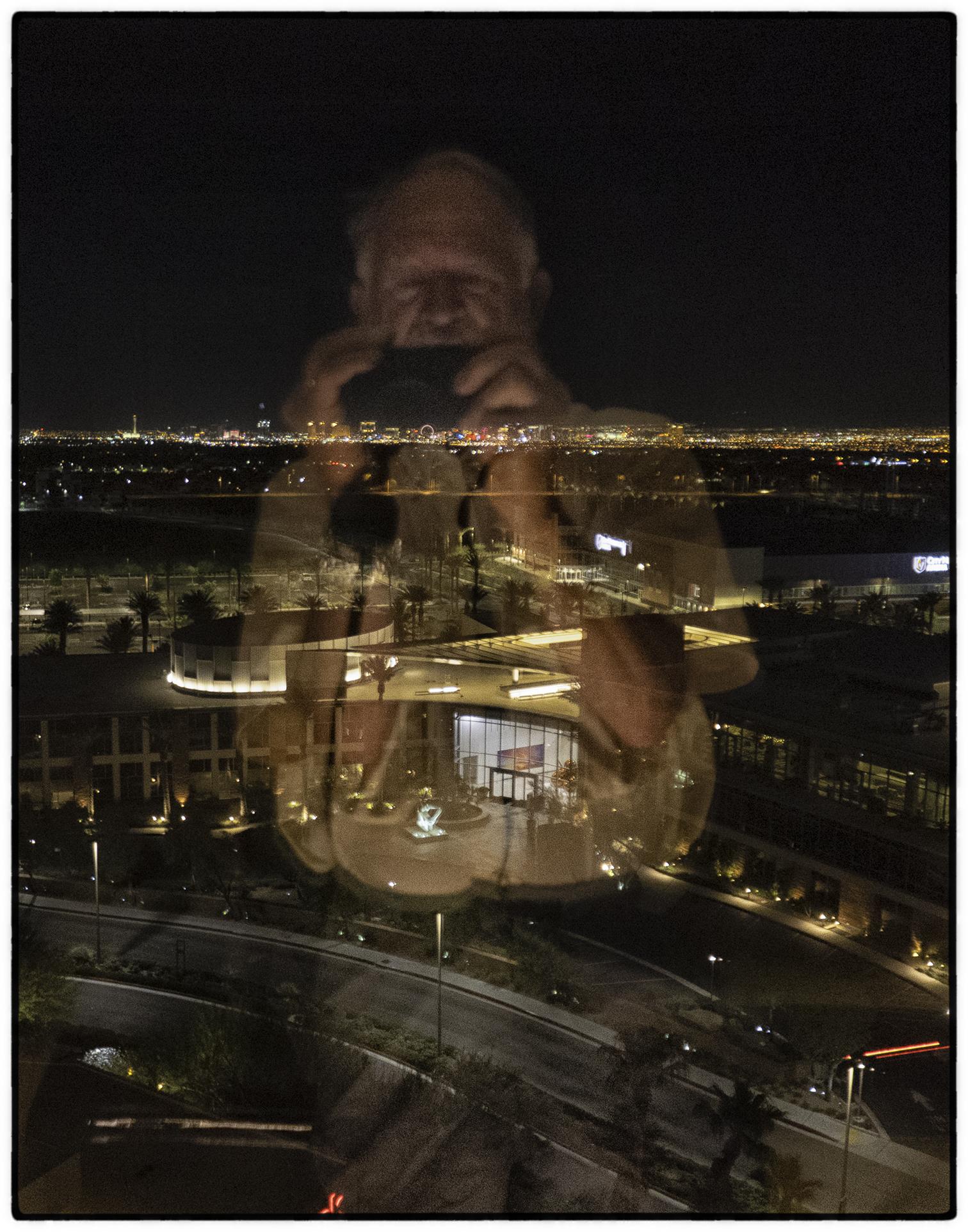 Selfie, Red Rock Casino, Las Vegas
